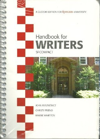 Handbook for Writers SF Compact