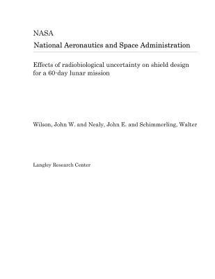 Effects of Radiobiological Uncertainty on Shield Design for a 60-Day Lunar Mission