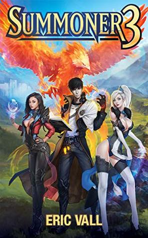 Summoner 3 (Summoner Book, 3) - Eric Vall
