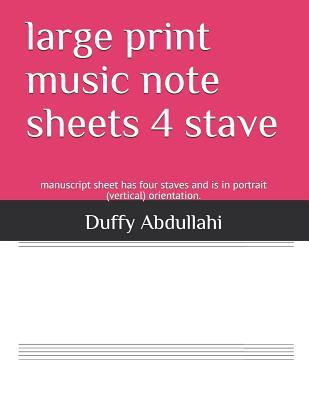 photo about Large Printable Music Notes called weighty audio notes printable -