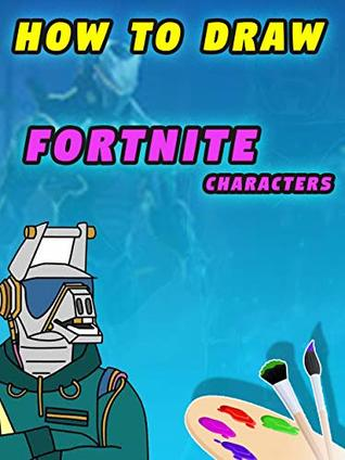 how to draw fortnite characters calamity dj yonder drift drift s mask durrr burger rocket launcher rpg by chill sky - fortnite burger skin drawing