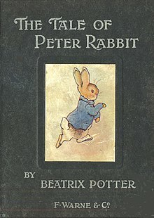 The Tale of Peter Rabbit - read by Rose Byrne for the SAG-AFTRA Foundation Literacy Program
