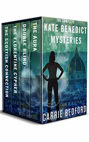 The Complete Kate Benedict Cozy British Mysteries (The Kate Benedict Series)