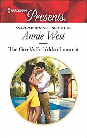 The Greek's Forbidden Innocent by Annie West
