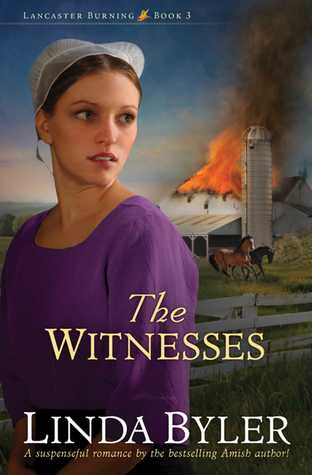 The Witnesses (Lancaster Burning #3)