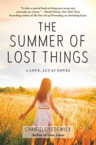 The Summer of Lost Things (Love, Lucas, #4)