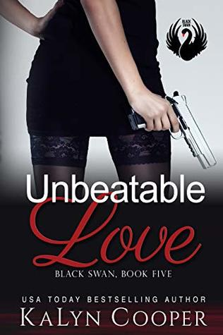 Unbeatable Love: Lady Falcon (Tori) & Marcus: Black Swan book 9
