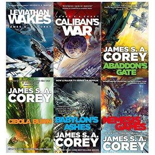 Expanse series #1-6