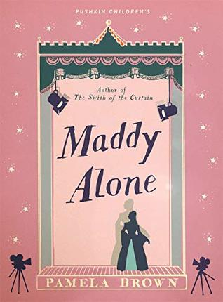 Maddy Alone: Blue Door 2 (Blue Door #2)