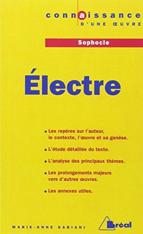 Electre, Sophocle