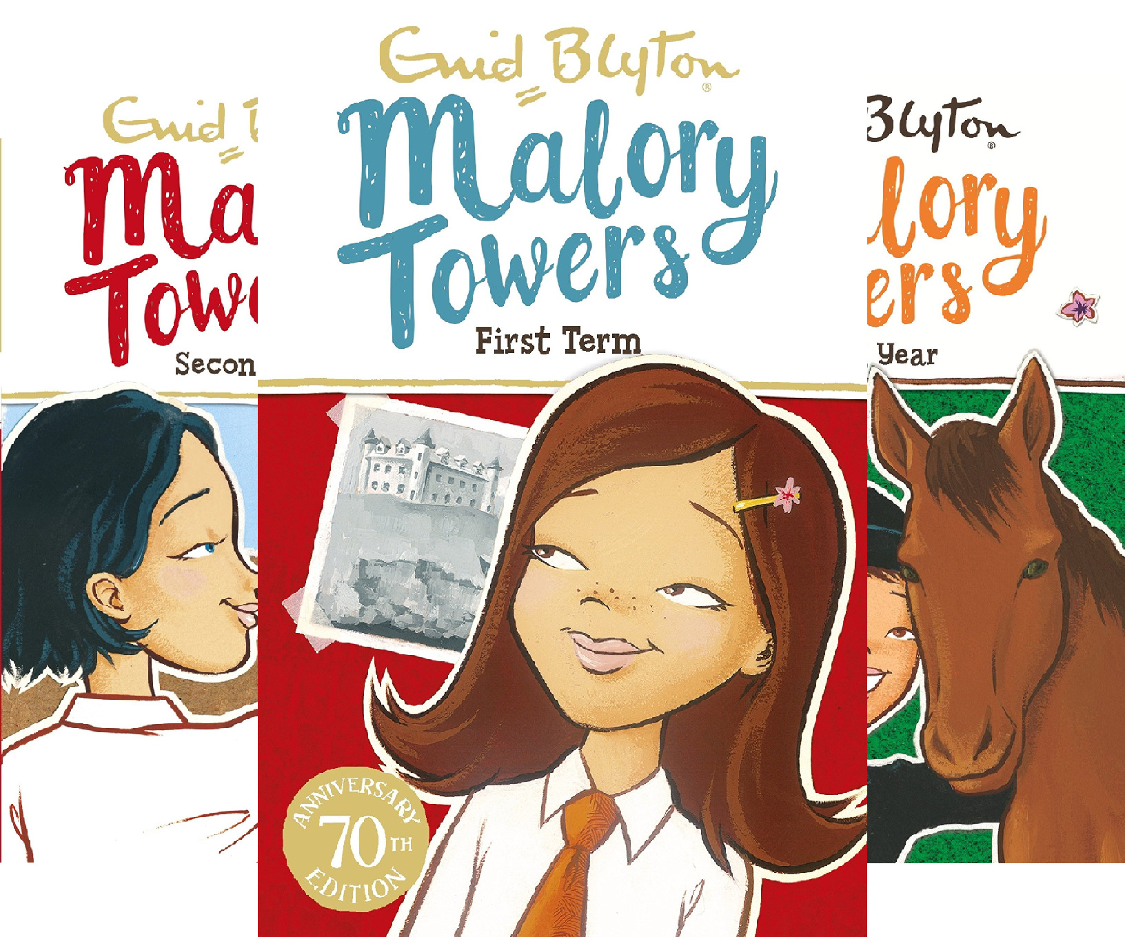 Malory Towers (12 Book Series)