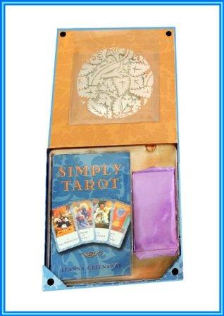 Simply Tarot Book & Gift Set (Tarot Cards & Instruction Book)