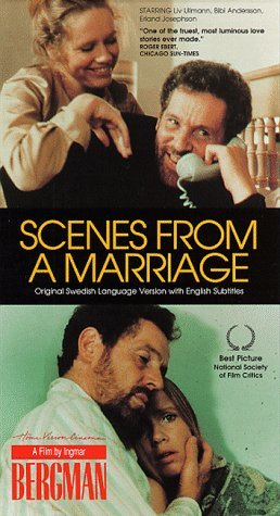 Scenes From a Marriage [VHS]