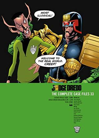 Judge Dredd Case Files 33