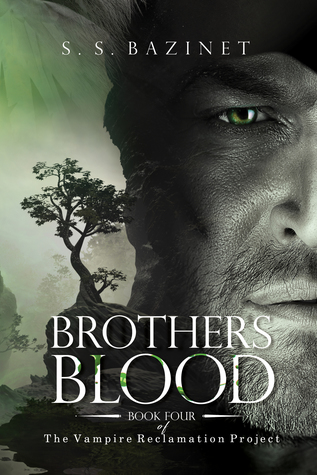 Brother's Blood (The Vampire Reclamation Project, #4)
