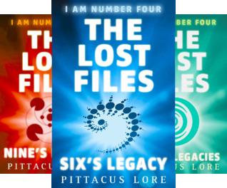 Lorien Legacies: The Lost Files (9 Book Series)