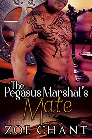 The Pegasus Marshal's Mate (U.S. Marshal Shifters, #2)