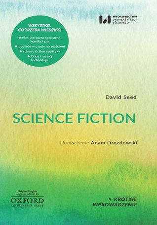 4b0afe1585abb Science Fiction  A Very Short Introduction by David Seed