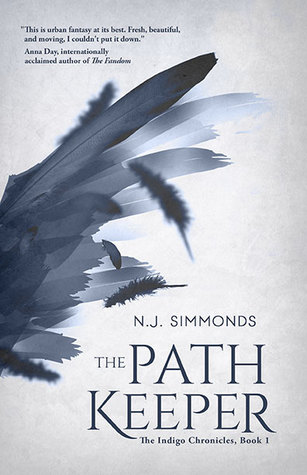 The Path Keeper (The Indigo Chronicles, Book 1) by N.J. Simmonds