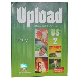 Upload Us 2 Student Book & Workbook