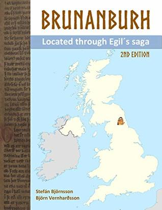 Brunanburh: located through Egil's saga