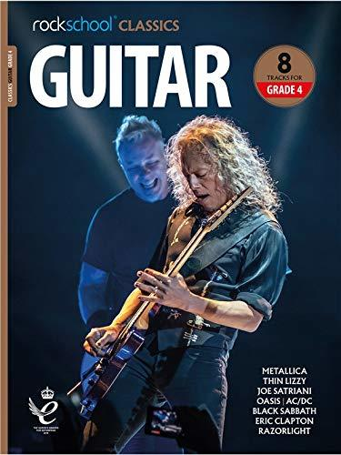 Rockschool Classics Guitar Grade 4 (2018)