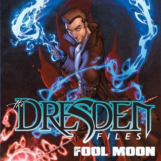 Jim Butcher's The Dresden Files: Fool Moon (Collections) (2 Book Series)