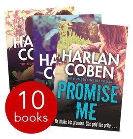 Harlan Coben x 10