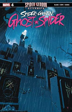 Spider-Gwen: Ghost-Spider (2018-) #4