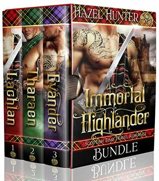 Immortal Highlander Bundle (Books 1 - 3): A Scottish Time Travel Romance