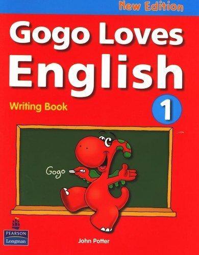 Gogo Loves English Level 1: Writing Book (Bk.1)