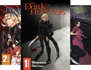 Dark-Hunter Manga (4 Book Series)