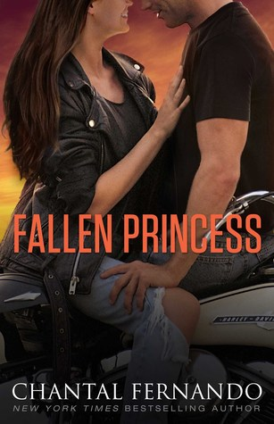 Fallen Princess (Wind Dragons MC, #7)