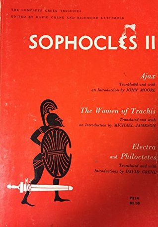 Complete Greek Tragedies: Sophocles II
