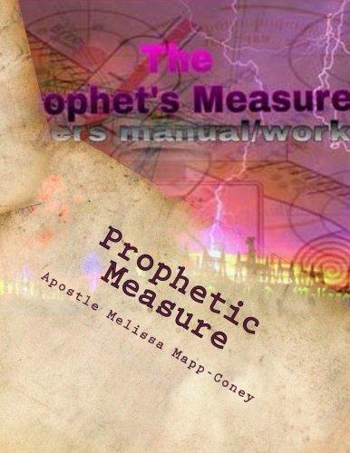 Prophetic Measure: beginners manual/workbook
