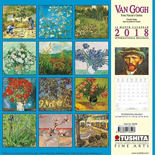 van Gogh From Vincent's Garden (180558)