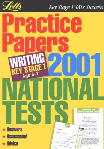KS1 Practice Test English Writing