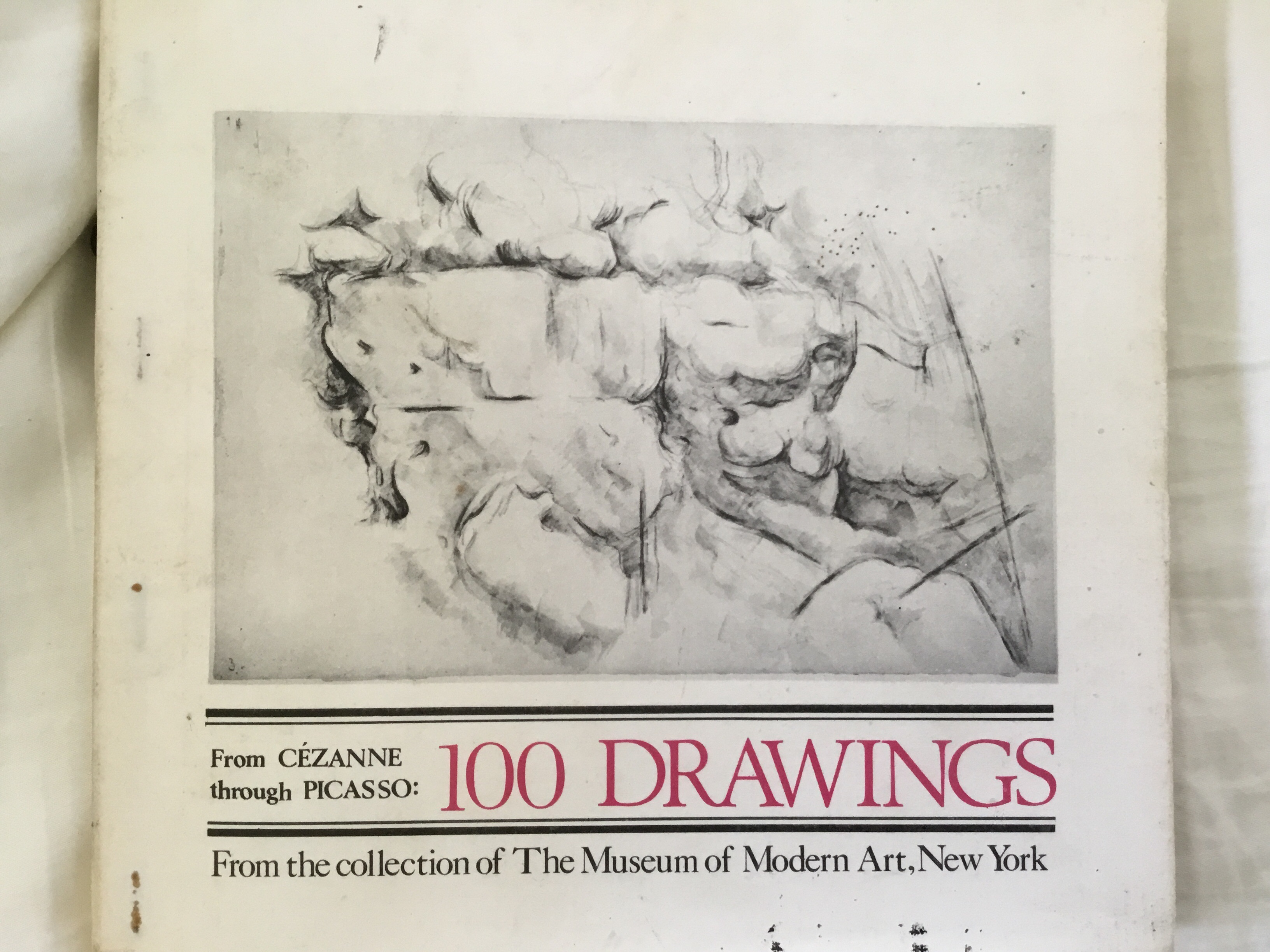 From Cezanne through Picasso: 100 Drawings