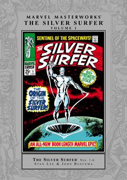 Marvel Masterworks: The Silver Surfer, Vol. 1