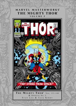 Marvel Masterworks: The Mighty Thor, Vol. 5