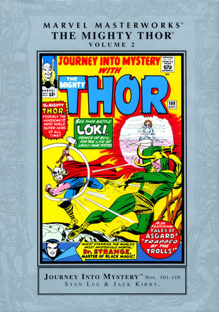 Marvel Masterworks: The Mighty Thor, Vol. 2