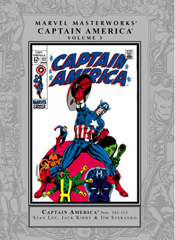 Marvel Masterworks: Captain America, Vol. 3