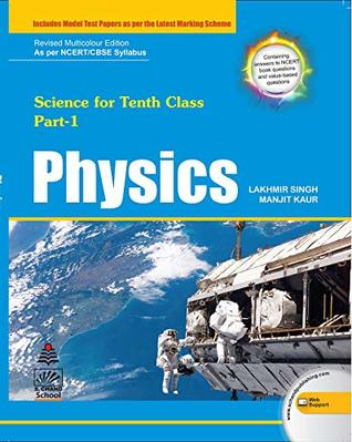 Science For Tenth Class Part 1 Physics W