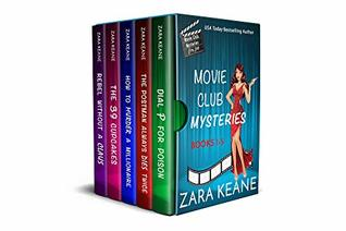 148ecaf93f Movie Club Mysteries: Books 1-5 by Zara Keane