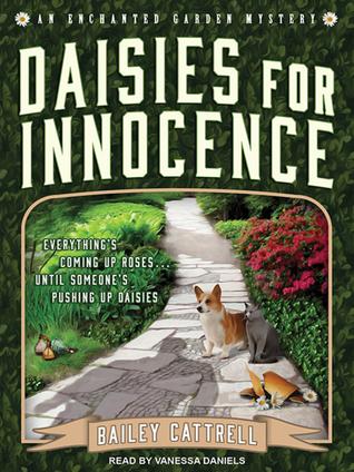 Daisies for Innocence (Enchanted Garden Mystery, #1) (Audiobok)