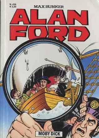 Alan Ford n. 439: Moby Dick