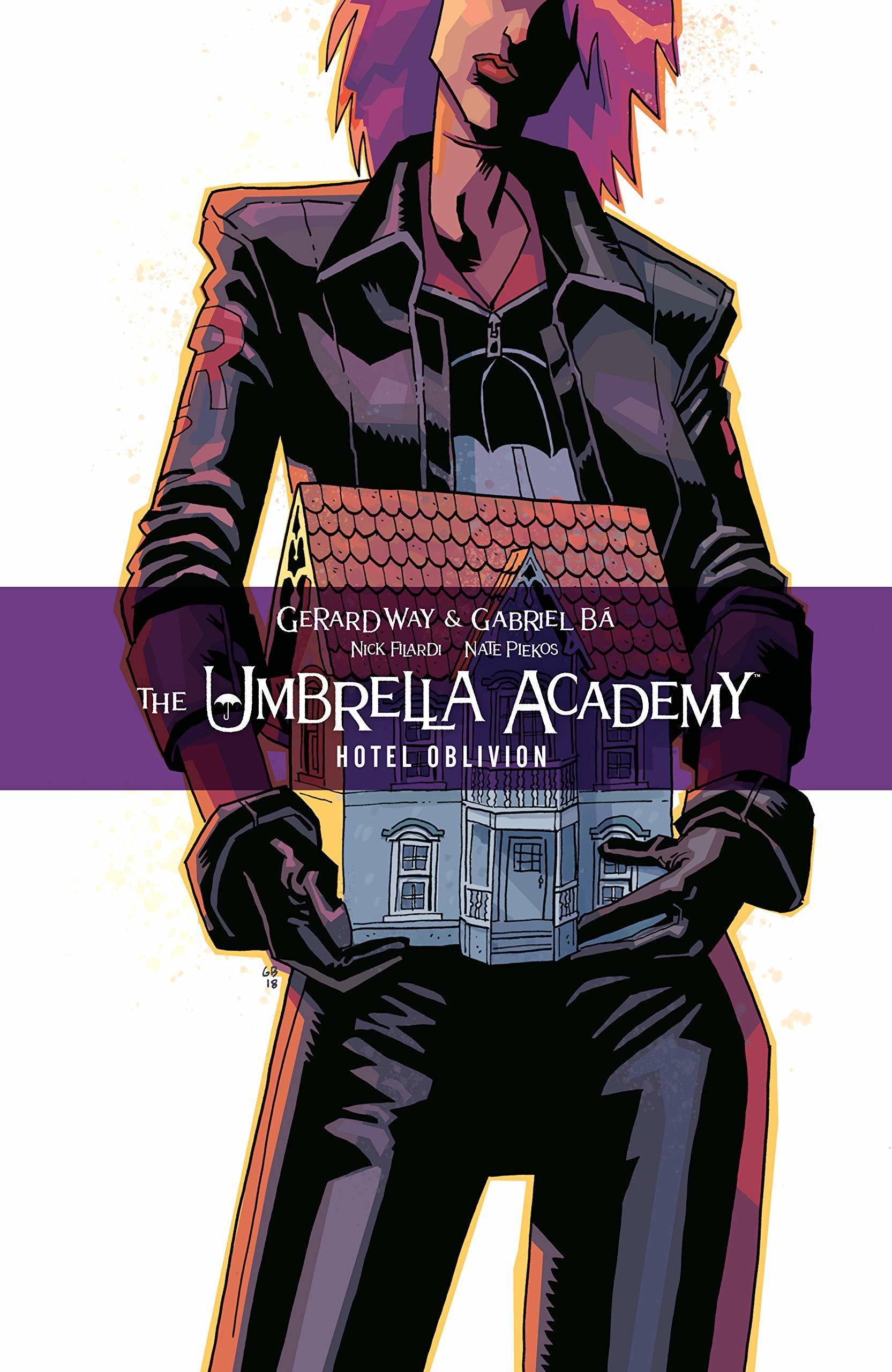 The Umbrella Academy Vol. 3: Hotel Oblivion (The Umbrella Academy, #3)