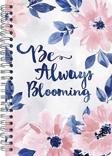 2019 Florals Stephanie Ryan Weekly/Monthly Planner - 5 x 8