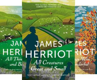 James Herriot (5 Book Series)