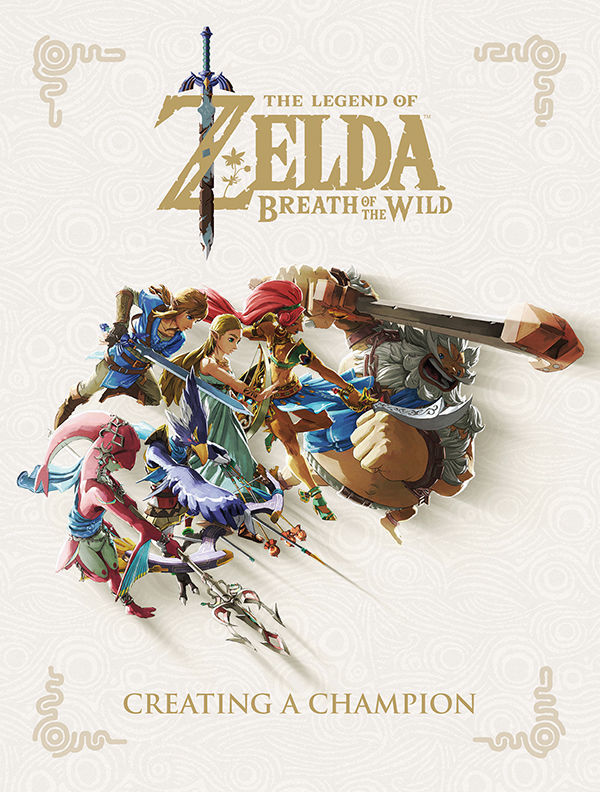 The Legend of Zelda: Breath of the Wild -- Creating a Champion